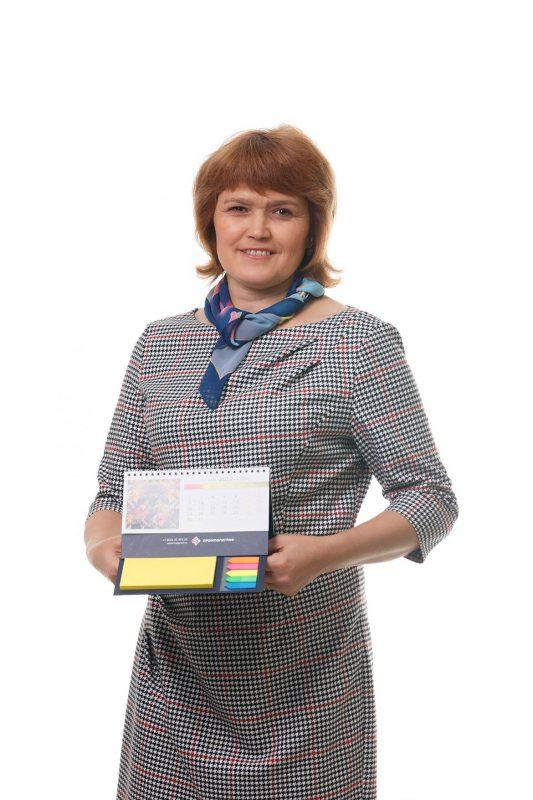 Альфина Валеева
